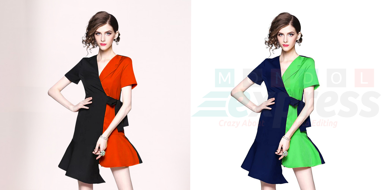 Color Correction model images