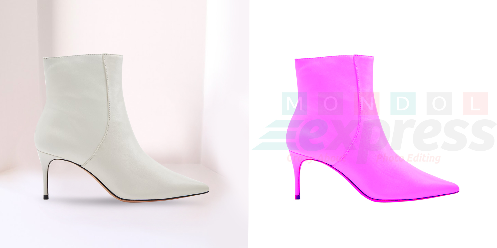 Color Correction footwear services